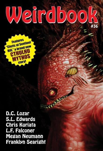 Weirdbook #36 Cover